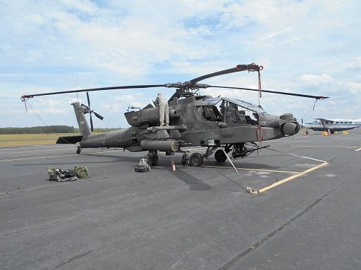 Apache at KTBR