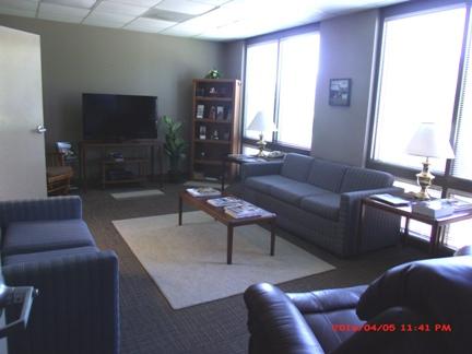 Statesboro Airport Pilot Lounge