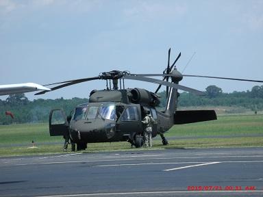 Military Training at the Statesboro Airport