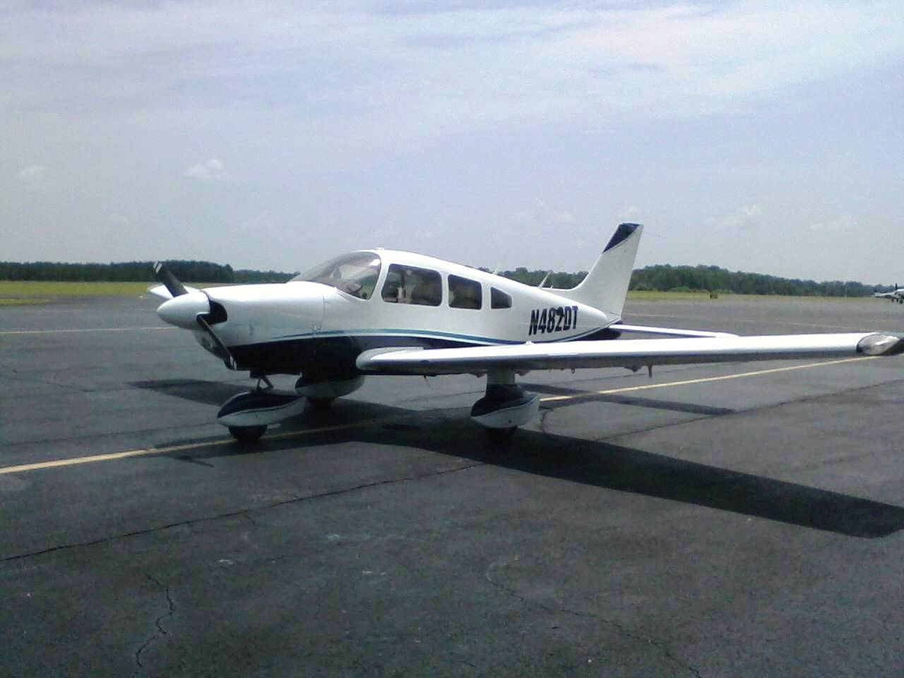 N482DT for Flight Training or Aircraft Rental at Statesboro Bulloch County Airport