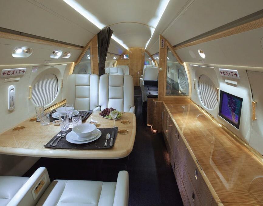 Gulfstream GV - INTERIOR 4