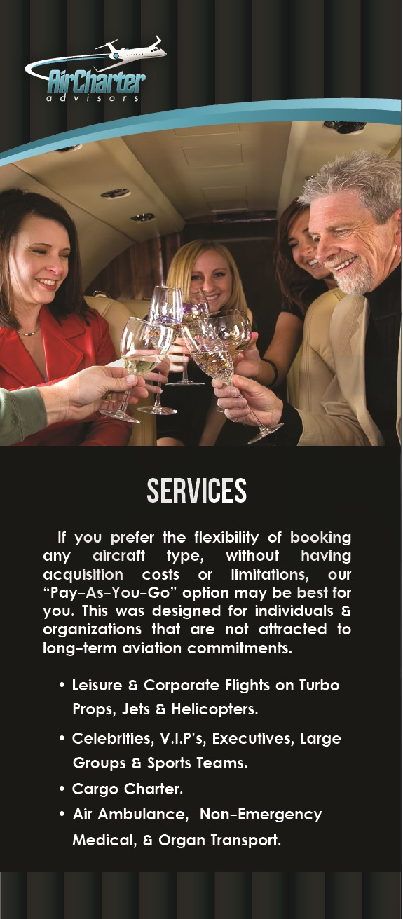 Air Charter Advisors - Services