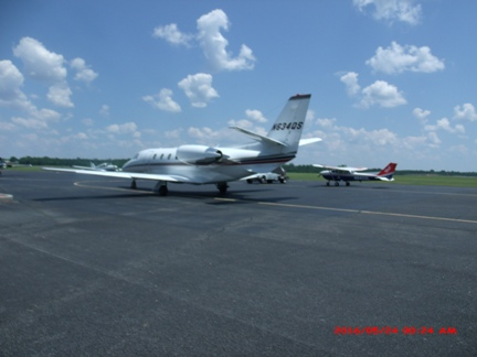 Variety on Ramp at KTBR
