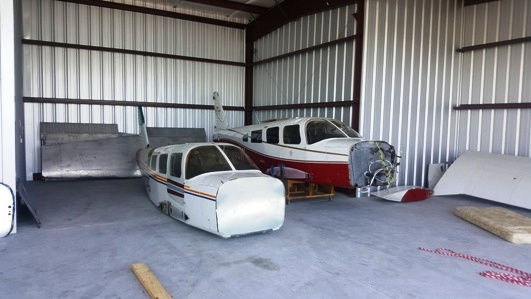 Aircraft Ready to restore