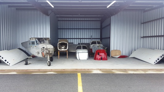 Aircraft Parts for restoration