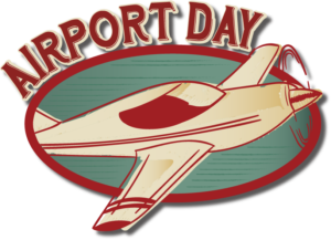 Airport Day 2019 will be held on April 27, 2019, from 9 AM - 2 PM.  This is a family fun event FREE to the public.  There will be aircraft on display, activities for the family, food, and lots of fun!